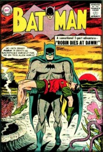 Batman #156 – June 1963