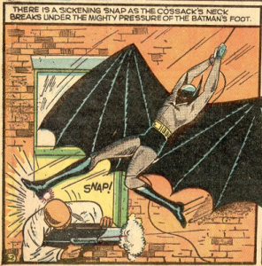 Batman in Batman Chronicles: Volume One