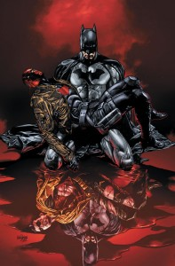 -	Red hood and the outlaws #17 – February 2013