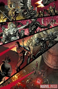 X-men #5 - 11/17/10