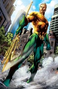 Aquaman 2012