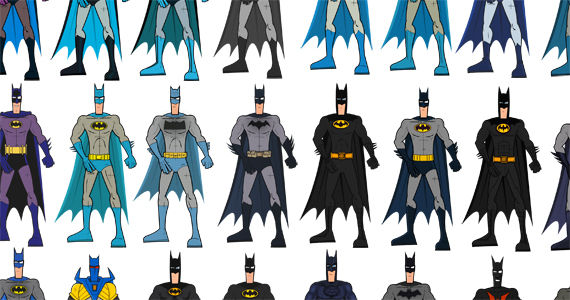 ENGL 388 Batman Outfits Small  sc 1 st  ENGL388 & Superhero Iconic Logos Throughout the Years | ENGL388