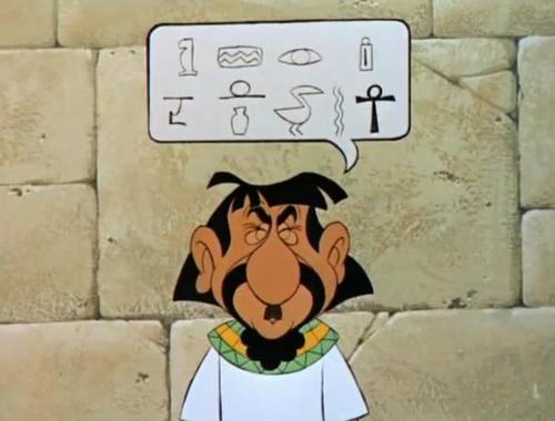 Asterix - Egypt