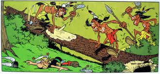 Asterix - Native Americans 2