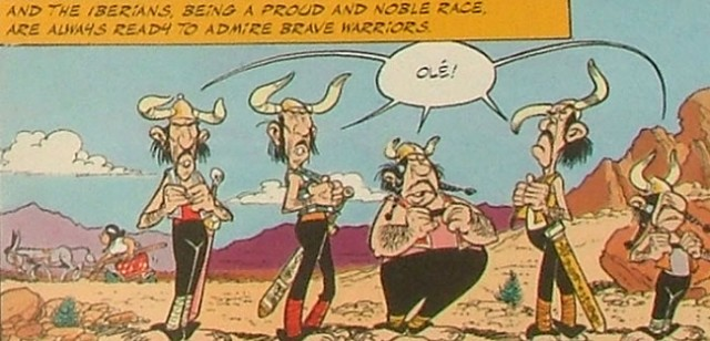 Asterix - Spain