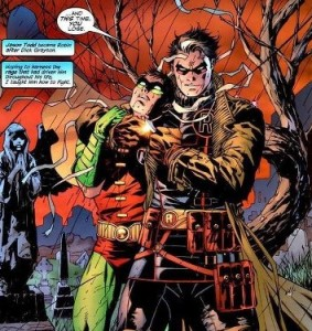 "The title of this file was ""Jason Todd Asshole"" I laughed"